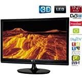 "LG DM2780D-PZ 27"" Full HD 3D LED Screen with TV tuner DM2780D-PZ-(Description: )by LG"
