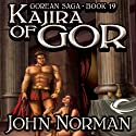 Kajira of Gor: Gorean Saga, Book 19 Audiobook by John Norman Narrated by Imelda Pot