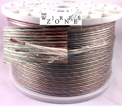 Sw10-250 High Quality 10 Gauge 250' Feet Speaker Wire For Home Or Car Audio