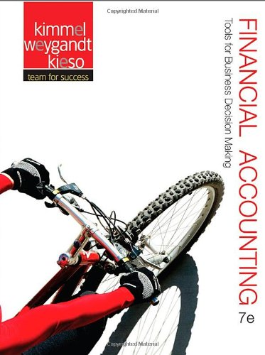 Read Financial Accounting Tools For Business Decision Making By