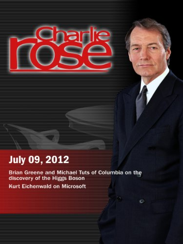 Charlie Rose - Brian Greene And Michael Tuts / Kurt Eichenwald On Microsoft (july 9, 2012) Picture