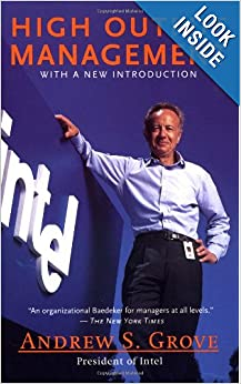 High Output Management [Andy Grove]