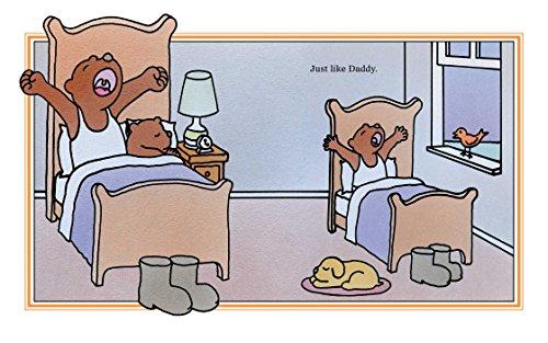 Just Like Daddy (Frank Asch Bear Book)