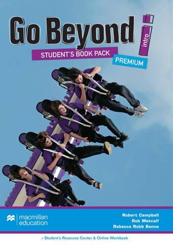 Go Beyond Student's Book Premium Pack Intro