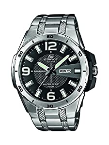 Casio EFR-104D-1AVUEF Edifice Mens Watch