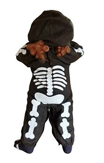 Fantasy World Boy's F70 Skeleton Costume (9 Months-2t)