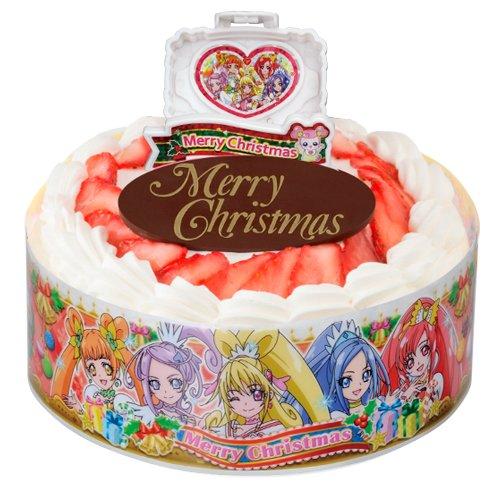 ドキドキプリキュア キャラデコクリスマス