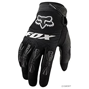 2012 Fox Men's Dirtpaw Race Glove Black, Large (10)