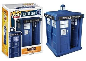 "Funko 5286 POP TV: Doctor Who Tardis 6"" Action Figure"