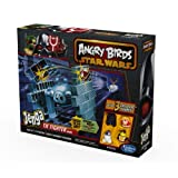 Hasbro Games Angry Birds Star Wars Jenga Tie Fighter Game