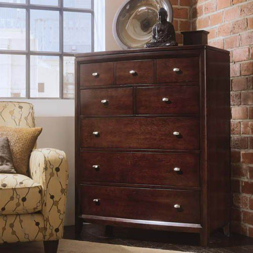 American Drew Tribecca Drawer Chest front-473941