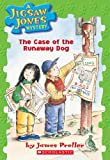 img - for The Case of the Runaway Dog (Jigsaw Jones Mystery #7) book / textbook / text book