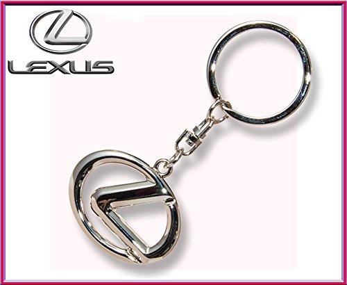 lexus-logo-porta-chiavi-portachiavi-metallo-cromato