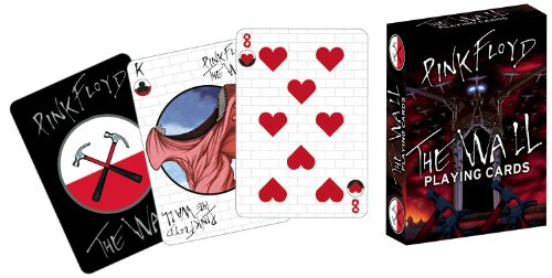 Pink Floyd - The Wall Playing Cards