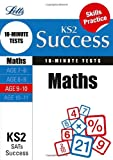 Various Maths Age 9-10: 10-Minute Tests (Letts Key Stage 2 Success)