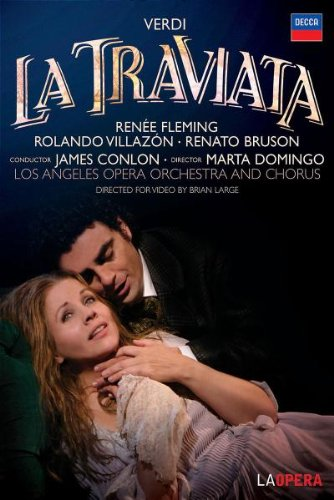 Verdi - La Traviata (Conlon, Los Angeles Opera, Fleming) [DVD] [2007]