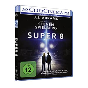 BD * Super 8 BD [Blu-ray] [Import allemand]