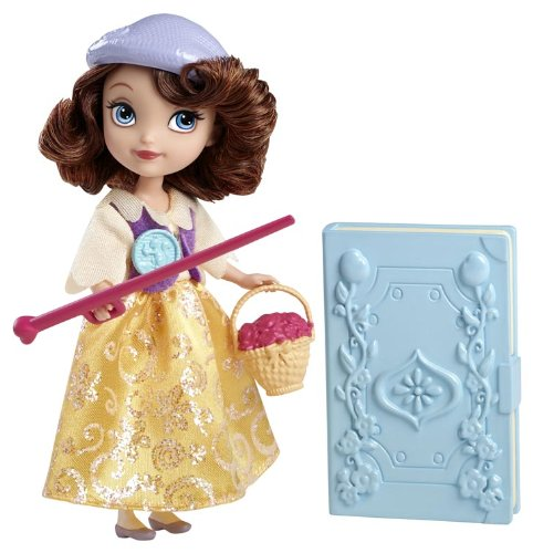 Disney Sofia The First Sofia Buttercup Scout Doll - 1