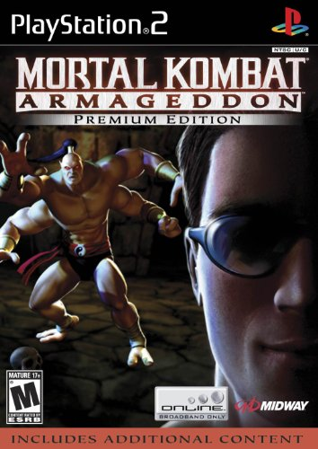 51jyhokgmbL Cheap  Mortal Kombat Armageddon   Premium Edition