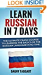 Russian: Learn Russian In 7 DAYS! - T...