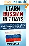 Russian: Learn Russian In 7 DAYS! - T...