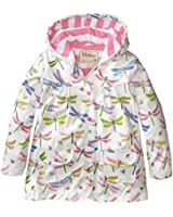 Hatley Girls Dragonflies Raincoat