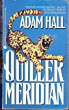 Quiller Meridian (0380715341) by Hall, Adam