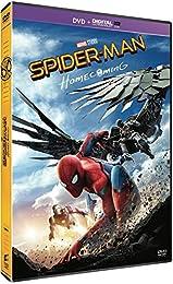 Spider-Man: Homecoming [DVD + Digital UltraViolet]