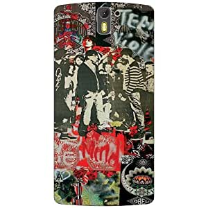 Oneplus One A0001 Back Cover - Team Designer Cases