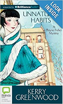 Unnatural Habits (Phryne Fisher Mystery) - Kerry Greenwood