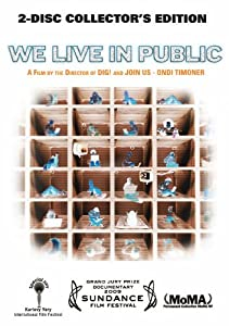 We Live In Public, Collector's Edition