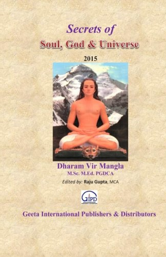 Secrets of Soul, God & Universe