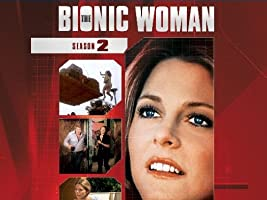 Bionic Woman (Classic) Season 2 [HD]