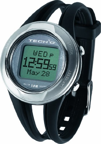 Tech4o  Accelerator Women's Fitness – Watch (Black Iris)