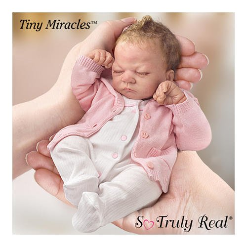 Tiny Miracles Linda Webb Emmy Lifelike Baby Doll: So Truly Real by Ashton Drake