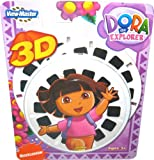 ViewMaster 3D Reels - Dora the Explorer 3-pack set