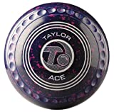 Taylor Ace Pro Grip Bowls Dblue/Magenta Heavy Size 2