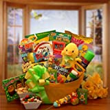 Fun Easter Basket for Children -Let's Get Ducky!