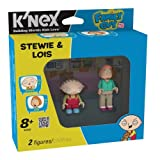 Stewie and Lois Family Guy K'NEX® Figure Set 44042