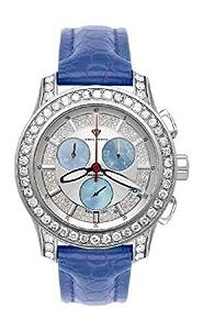 NEW! Aqua Master Men's Masterpiece Diamond Watch, 8.00 ctw