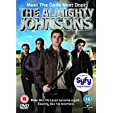 The Almighty Johnsons - Series 1 [DVD]by Keisha Castle-Hughes