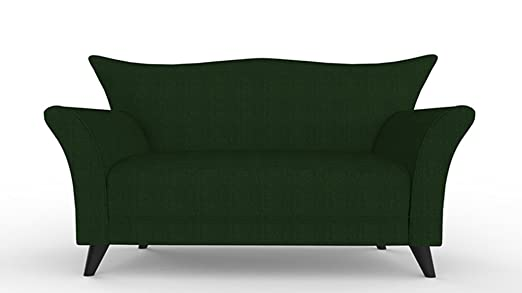 Cari 2 Sitzer Sofa grun, Couch , Jugendsofa, couchgarnituren, lounge möbel