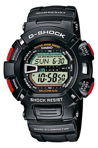 Casio G-9000-1VER Mens Resin Digital Watch