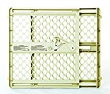 North States Supergate Ergo Safety Gate, Ivory