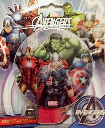 Marvel Avengers Night Light front-980884