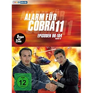 Alarm für Cobra 11 - die Autobahnpolizei: Staffel 12 [2 DVDs]
