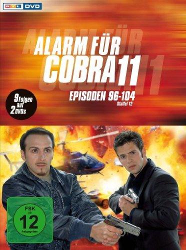 Alarm für Cobra 11 - Staffel 12 [2 DVDs]