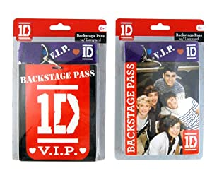One Direction VIP Backstage Pass by One Direction