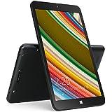 ProntoTec MobiTab VIA Pro 8 Inch Ultra Slim Tablet PC with Windows 8.1 & Office 365, IPS Touch Screen (800x 1280  Pixels),Intel Baytrail-T CR (Quad-core) Z3735F, 1GB DDR3/16GB ROM, Dual Camera