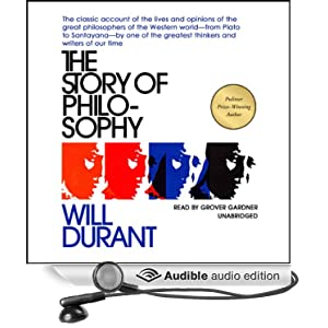 The Lives and Opinions of the World's Greatest Philosophers  - Will Durant
